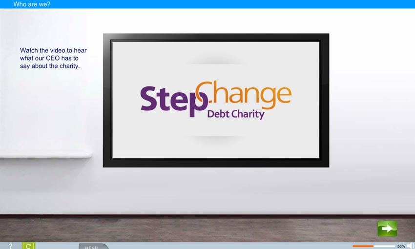 Introduction to Debt: StepChange Debt Charity e-Learning